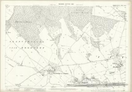 Monmouthshire XXX.14 (includes: Caldicot; Llanvihangel Near Roggiett; Rogiet; Undy) - 25 Inch Map