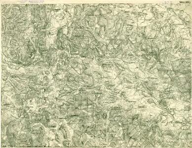 III. vojenské mapování 4452/2