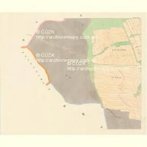 Koiakowitz - c3254-1-005 - Kaiserpflichtexemplar der Landkarten des stabilen Katasters