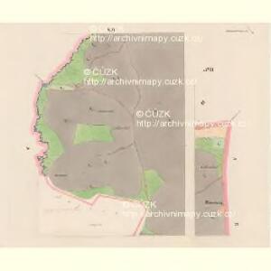 Rosshaupt - c6597-1-012 - Kaiserpflichtexemplar der Landkarten des stabilen Katasters