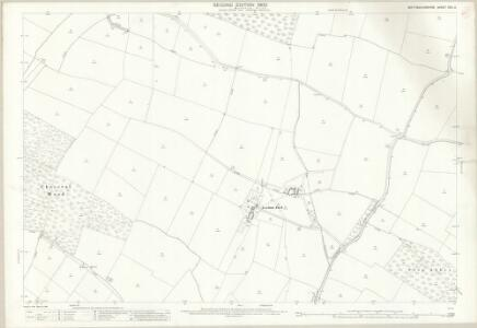 Nottinghamshire XXX.9 (includes: Averham; Hockerton; Kelham; South Muskham; Upton) - 25 Inch Map