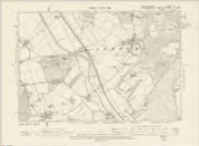 Hertfordshire XXV.SE - OS Six-Inch Map