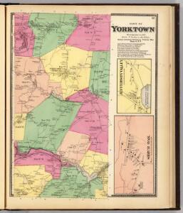 Yorktown, Town.