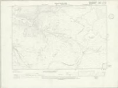 Brecknockshire III.NW - OS Six-Inch Map