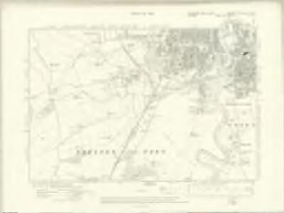 Yorkshire VIb.SE & XV.NE - OS Six-Inch Map