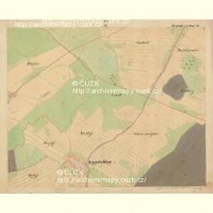 Eggetschlag - c0288-1-005 - Kaiserpflichtexemplar der Landkarten des stabilen Katasters