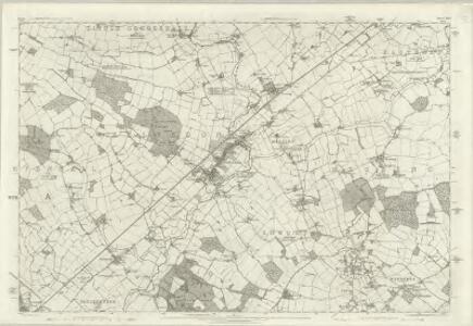 Essex XXXIV - OS Six-Inch Map