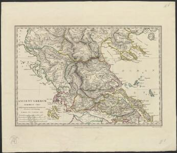 Ancient Greece : northern part