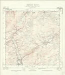 NJ34 - OS 1:25,000 Provisional Series Map
