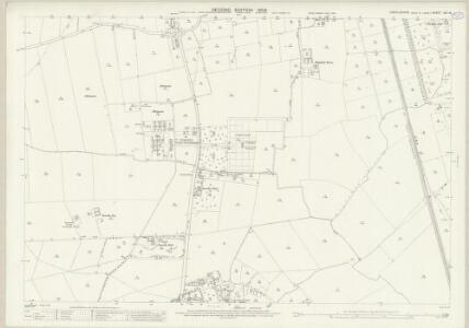 Lincolnshire XXII.15 (includes: Grimsby; Weelsby) - 25 Inch Map