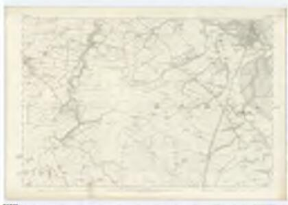 Lanarkshire, Sheet XVII - OS 6 Inch map