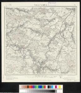Meßtischblatt 71 : Neusalza- Spremberg, 1922