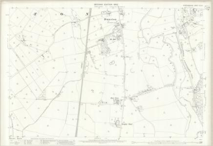 Staffordshire XLIV.11 (includes: Acton Trussell And Bednall; Dunston; Penkridge; Teddesley Hay) - 25 Inch Map
