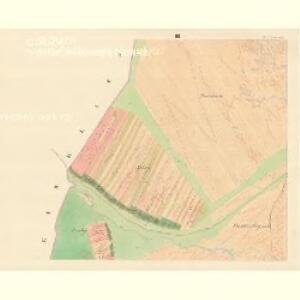 Borschütz - m0176-1-003 - Kaiserpflichtexemplar der Landkarten des stabilen Katasters
