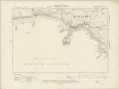 Cornwall LXXIV.NE - OS Six-Inch Map