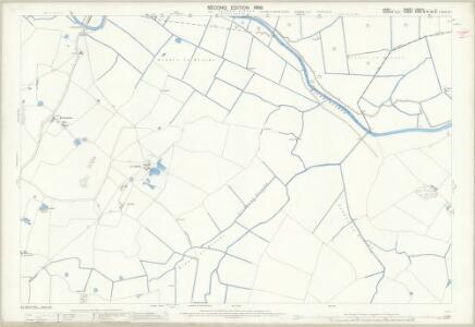 Kent LXXXIIA.4 (includes: Iden; Peasmarsh; Wittersham) - 25 Inch Map