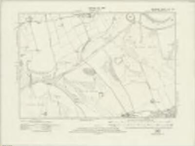 Wiltshire LXX.NW - OS Six-Inch Map