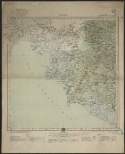 Afrique occidentale française-carte régulière. Boffa