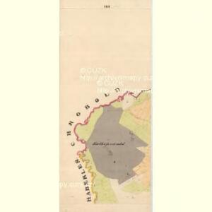 Krzizowitz - c3672-1-010 - Kaiserpflichtexemplar der Landkarten des stabilen Katasters
