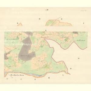 Brniow - m0219-1-004 - Kaiserpflichtexemplar der Landkarten des stabilen Katasters