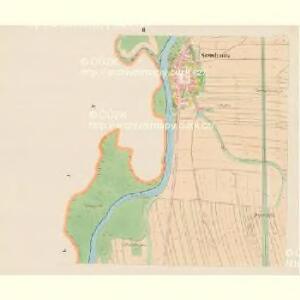 Strodenitz - c6556-1-002 - Kaiserpflichtexemplar der Landkarten des stabilen Katasters