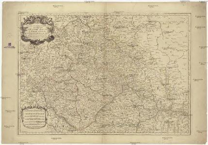 Estats de la couronne de Boheme qui comprennent le royaume de Boheme, le duché de Silesie, les marquisats de Moraviae et de Lusace