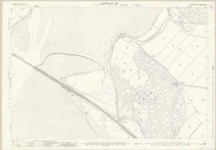 Lancashire XVII.1 (includes: Egton With Newland; Lower Allithwaite) - 25 Inch Map