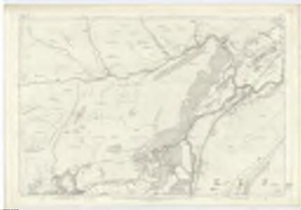 Inverness-shire (Mainland), Sheet CI - OS 6 Inch map