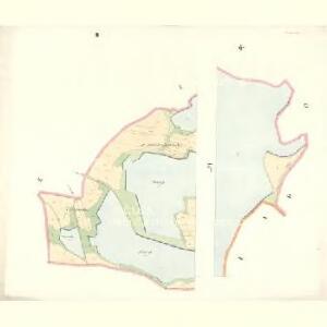 Wittingau - c8043-1-002 - Kaiserpflichtexemplar der Landkarten des stabilen Katasters