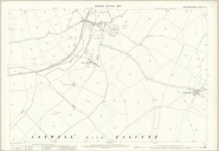 Northamptonshire LIX.3 (includes: Helmdon; Wappenham) - 25 Inch Map