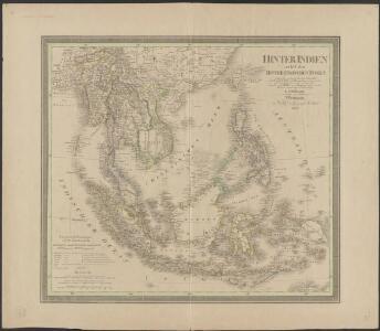 Hinterindien nebst den Hinterindischen Inseln