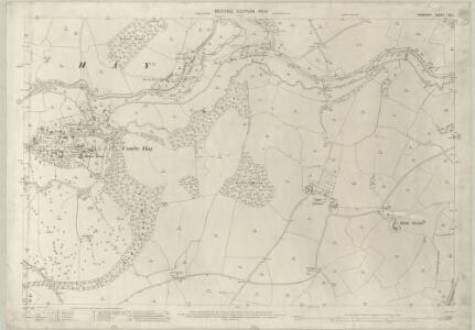 Somerset XXI.1 (includes: Combe Hay; South Stoke; Wellow) - 25 Inch Map