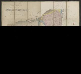 Geological map of the State of New York by legislative authority