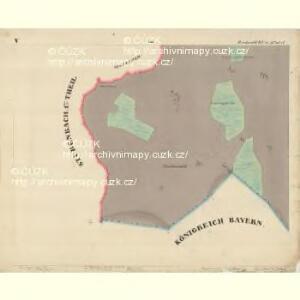Buchwald - c0626-1-006 - Kaiserpflichtexemplar der Landkarten des stabilen Katasters