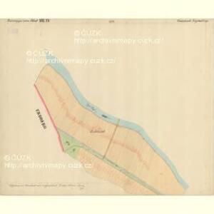 Gross Tajax - m0606-1-015 - Kaiserpflichtexemplar der Landkarten des stabilen Katasters