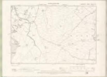 Lanarkshire Sheet XXXVIII.NE - OS 6 Inch map