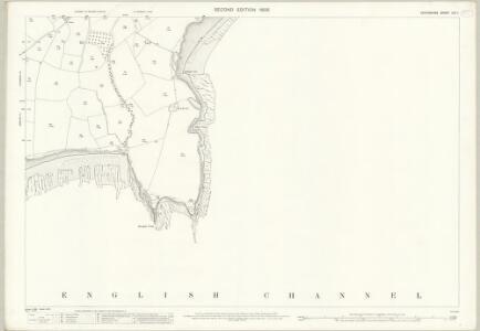 Devon CIII.7 (includes: Littleham) - 25 Inch Map