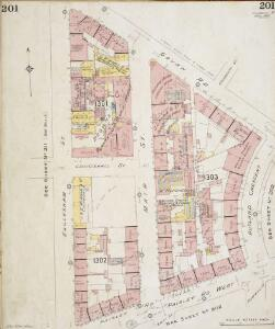 Insurance Plan of Glasgow Vol. V: sheet 201