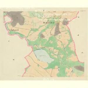 Litschau - c4071-1-002 - Kaiserpflichtexemplar der Landkarten des stabilen Katasters