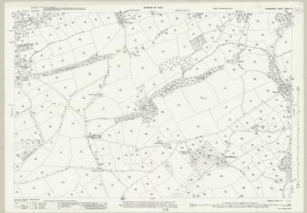 Devon CXXIV.14 (includes: Brixton; Plymstock; Wembury) - 25 Inch Map