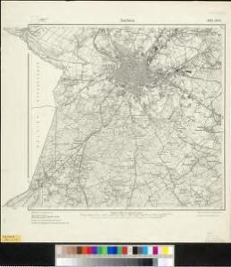 Meßtischblatt3028. 3029 : Aachen, 1925