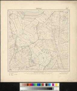 Meßtischblatt 1202 : Jaderberg, 1900