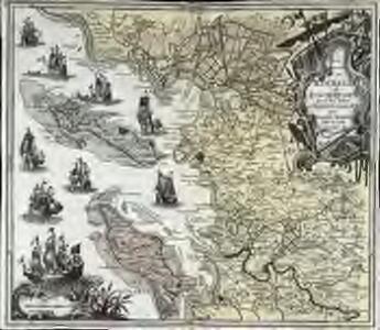 Les environs de Rochelle et Rochefort