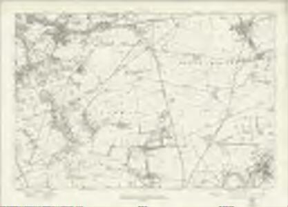 Durham VII - OS Six-Inch Map