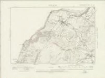 Caernarvonshire XXV.SE - OS Six-Inch Map
