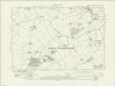 Suffolk LXXIII.NW - OS Six-Inch Map