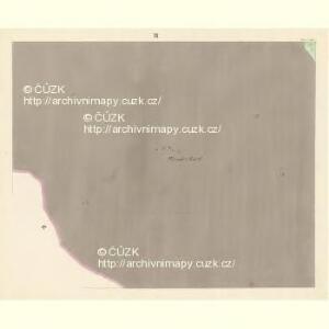 Chlum - c2505-1-008 - Kaiserpflichtexemplar der Landkarten des stabilen Katasters