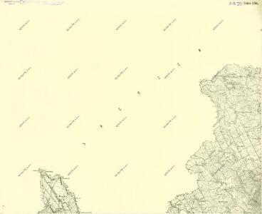 III. vojenské mapování 3751/1