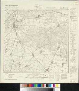 Meßtischblatt 3942 : Niemegk, 1942