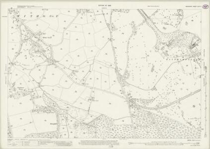 Berkshire XLVI.4 (includes: Easthampstead; Wokingham Without) - 25 Inch Map